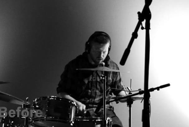 mix drums on your song