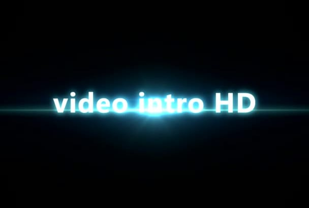 intro HD for you