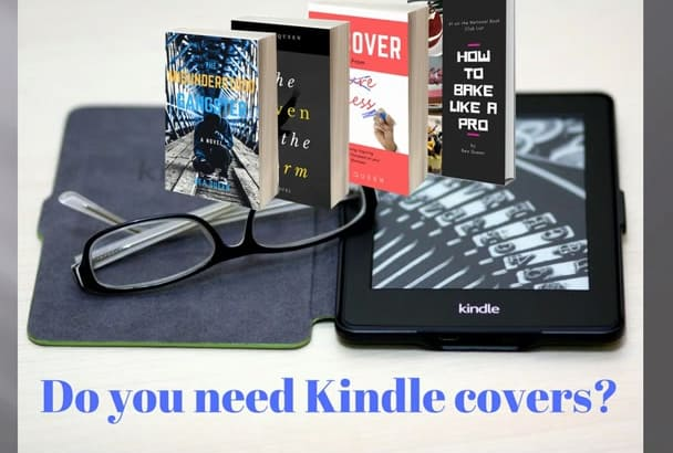 do 3 Dynamic Kindle covers