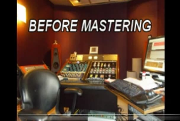 master your music professionally