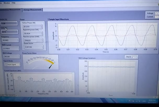 do NI LabVIEW Programing for any project