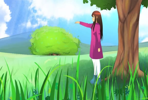 anime animation and cartoon