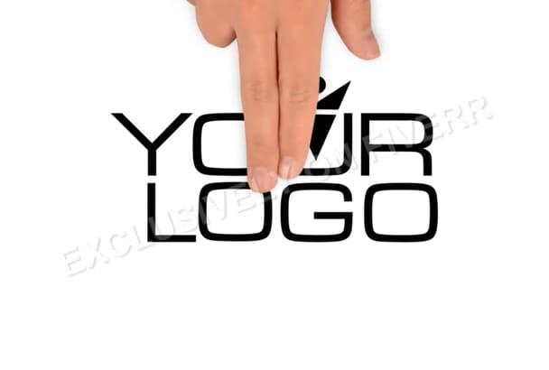 customize this logo intro