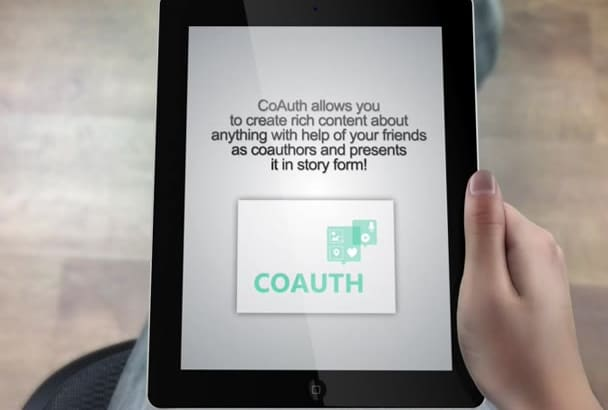 promote your Product on iPad