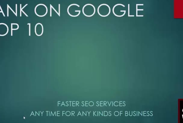 boost your site on google top with the quality backlink