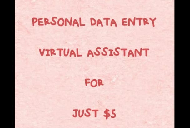 be your Professional Virtual Assistant and Business Analyst