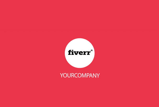 create this LOGO intro video for your company