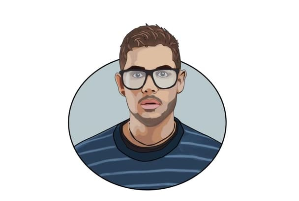 draw cartoon portrait of you in less than 24hours
