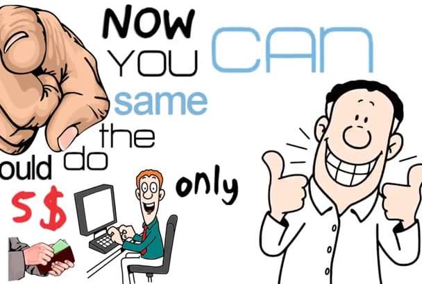 create the Best explainer Video