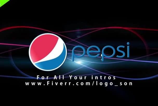 create Amazing 3D Logo INTRO in 24hrs
