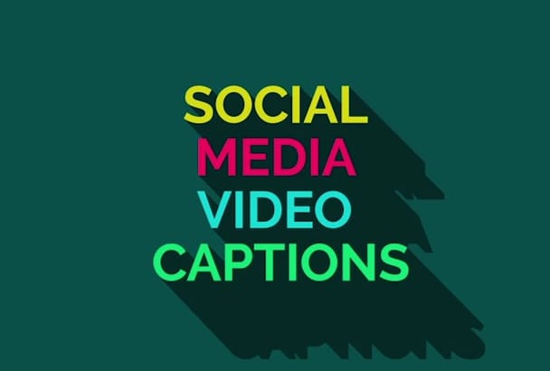 make Awesome Captions and Subtitles in 24 Hours