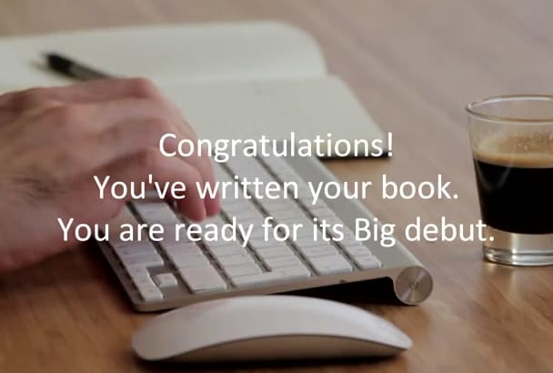 create a stunning full HD book trailer for your novel