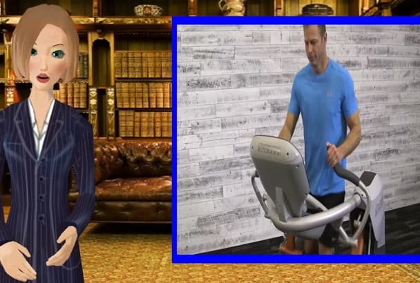 produce a great  teaching avatar video