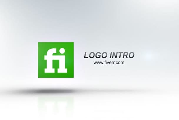 create Professional Logo Intro Video in Full HD