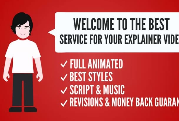 create engaging animated explainer video