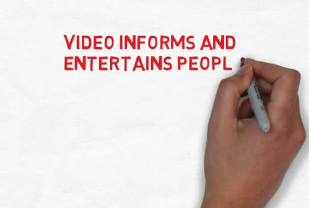 create a Whiteboard Animation Video with Your Message