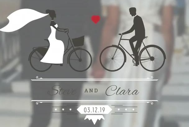 do wedding movie editing