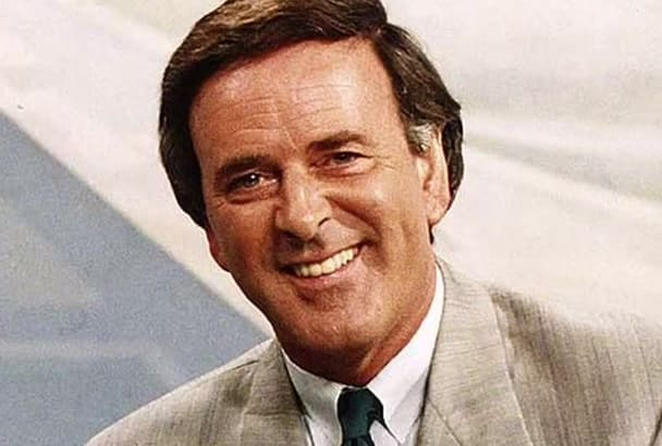 send you a custom message in the style of Terry Wogan