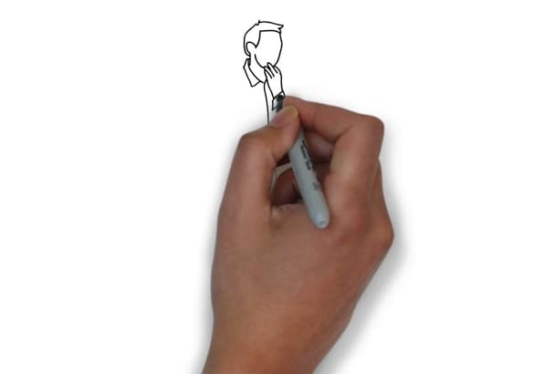 create an amazing Whiteboard Animation in 24Hrs