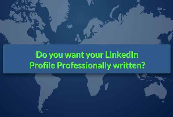 uniquely Rewrite your Linkedln profile