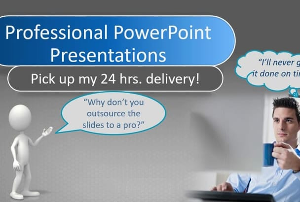 create a branded PowerPoint presentations