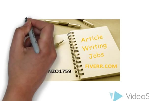 write a 500 word article or blog