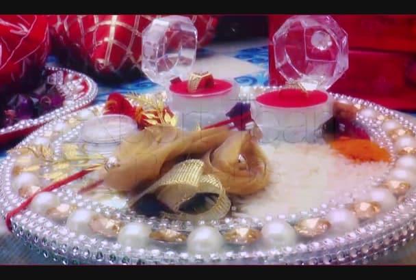 we will do your perfect editing in punjabi wedding video editing