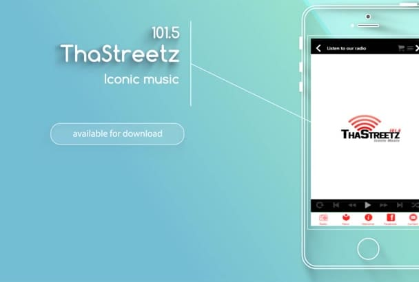 submit your song to ThaStreetz for Radio Air play