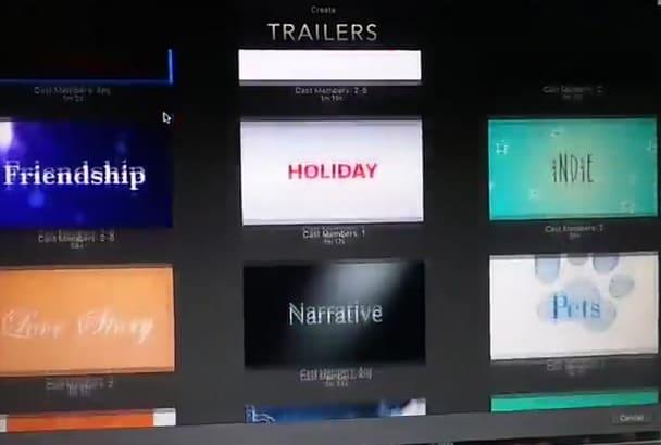 make a short movie for you