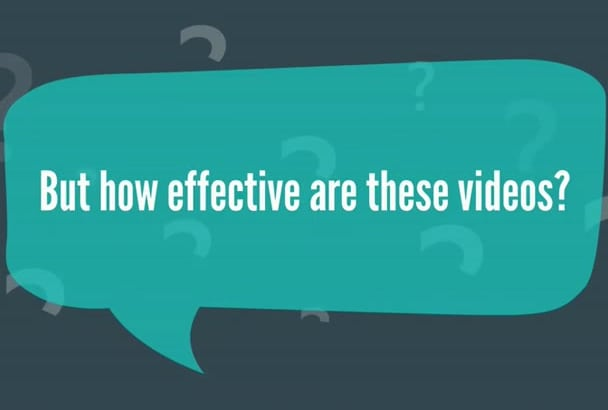 create a HQ Best Explainer Video or Sale Video