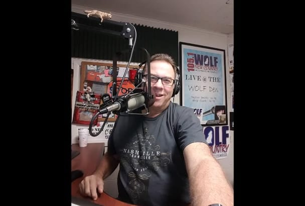 record an excellent American Male voice over
