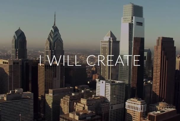create a promotional video for your brand