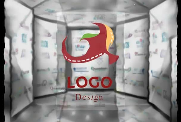 design 5 Amazing Logo for you With Animation effects