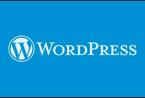 build or fix any complex wordpres blog