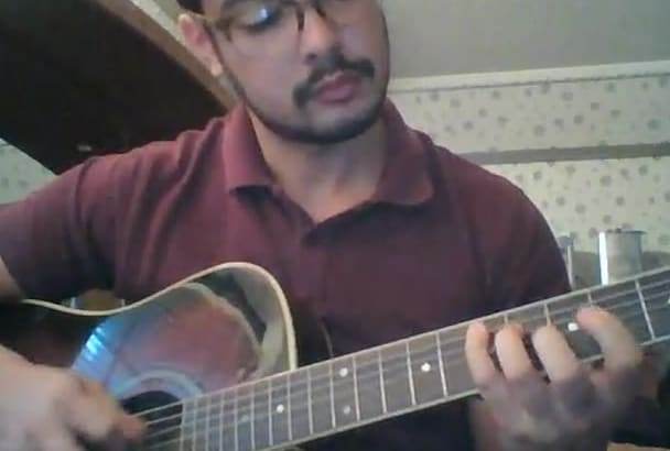 give guitar lessons over Skype