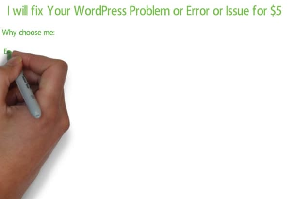 fix Your WordPress Problem, Error or css Issue