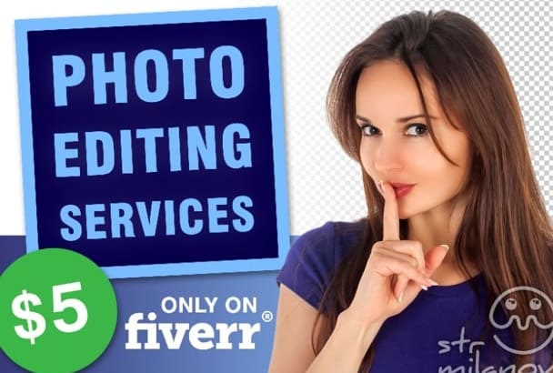 retouch and ENHANCE your photos in one day