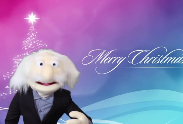 create your virtual Christmas cards and video greetings