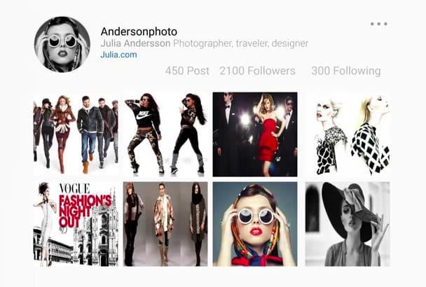 create Instagram SlideShow video