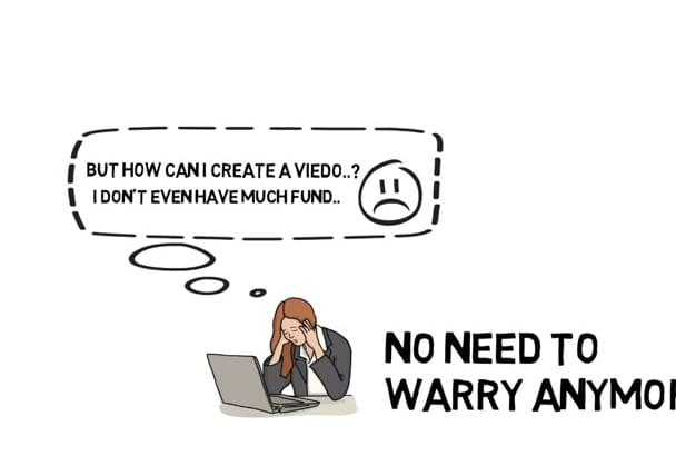 promote your business with whiteboard video