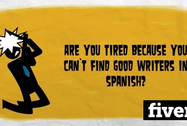 write the best SEO articles in Spanish in 24 hours