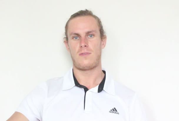 make Gareth Bale impersonate fan message
