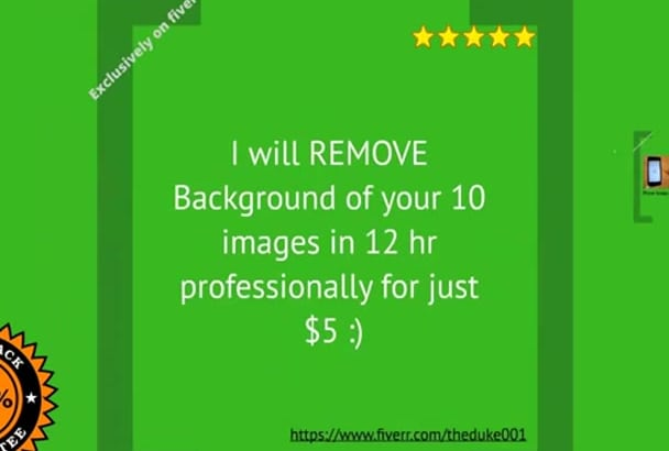 remove BACKGROUND 25 images