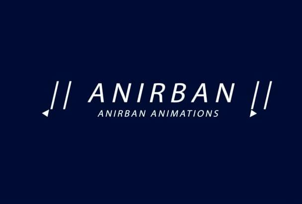 create 5 amazing Intro animations