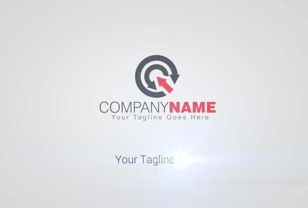 create 5 AMAZING Video Intro Animations