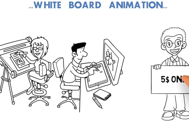 make Fabulous Explainer Promotional Animation video in 24Hrs
