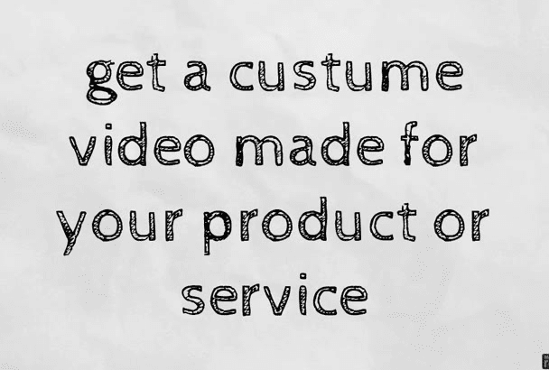 create a promo video for your business