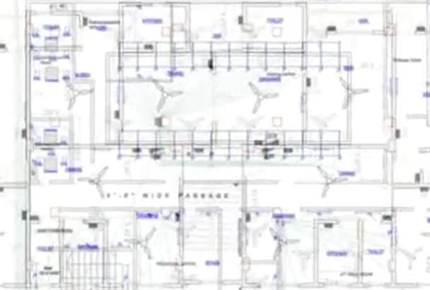 design your sketch in 2D auto cad starting from