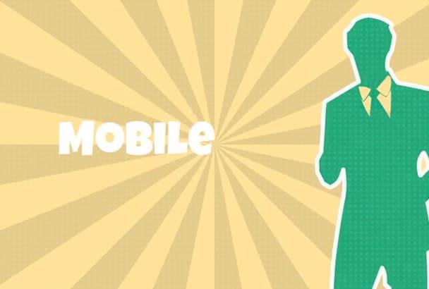 send 25k 15k or only 10k usa MOBILE visitors to ur site