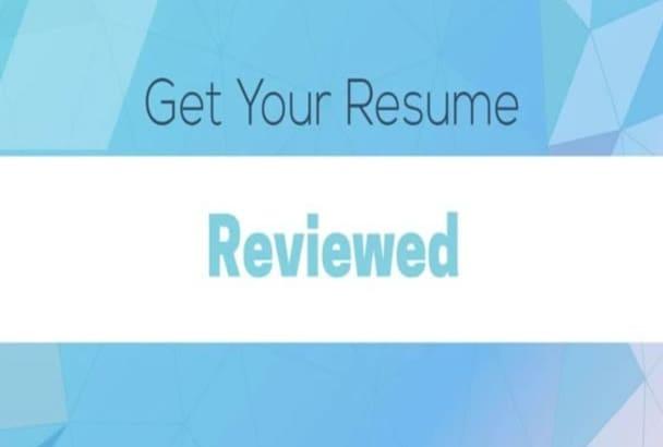 critique your resume or cover letter - Cover Letter Critique